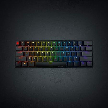 Ghost K1 - Wireless Keyboard Black Cherry MX Red (No Click ...