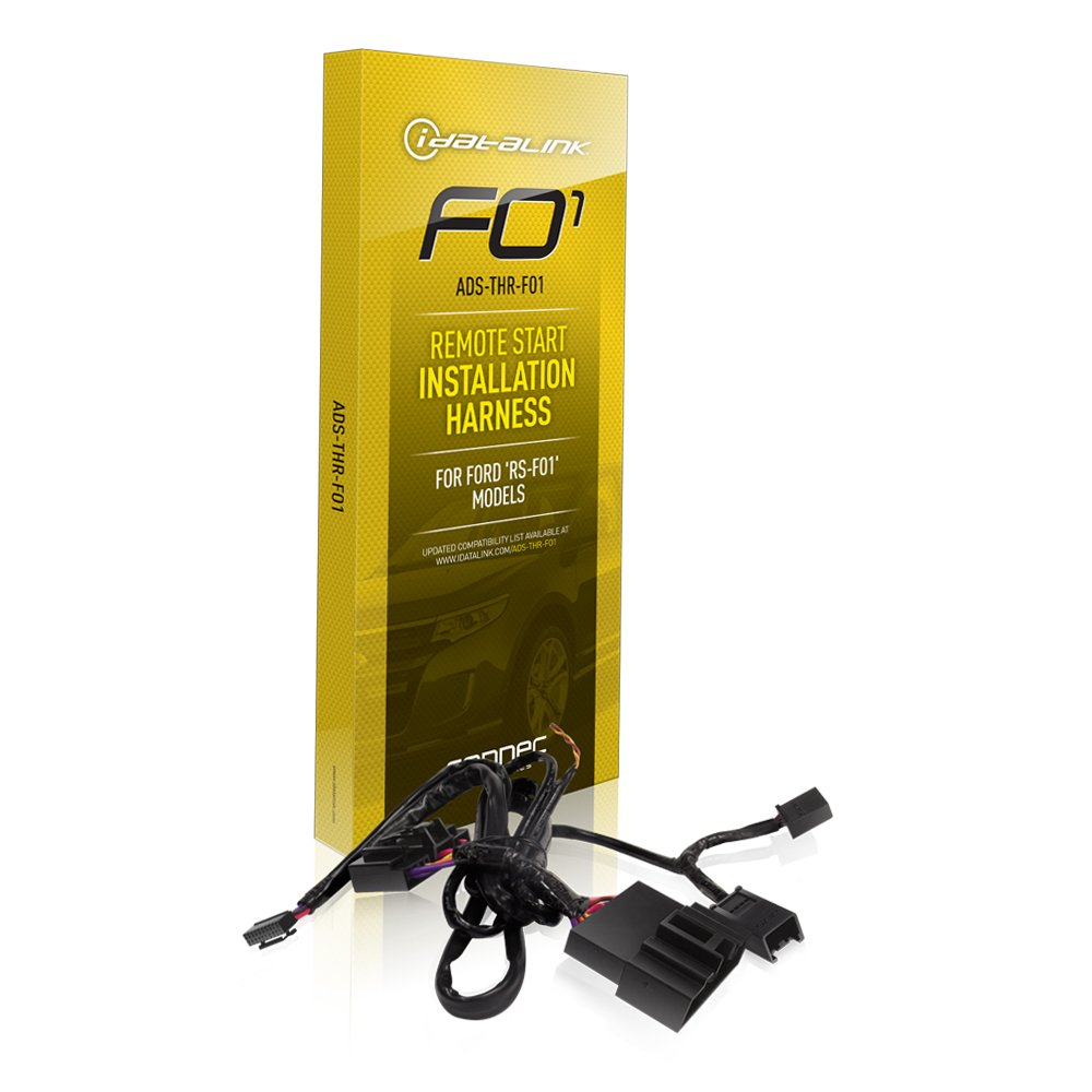 61b94fU2FUL._SL1000_ amazon com t harness remote start installation kit for select Remote Start Harness at readyjetset.co