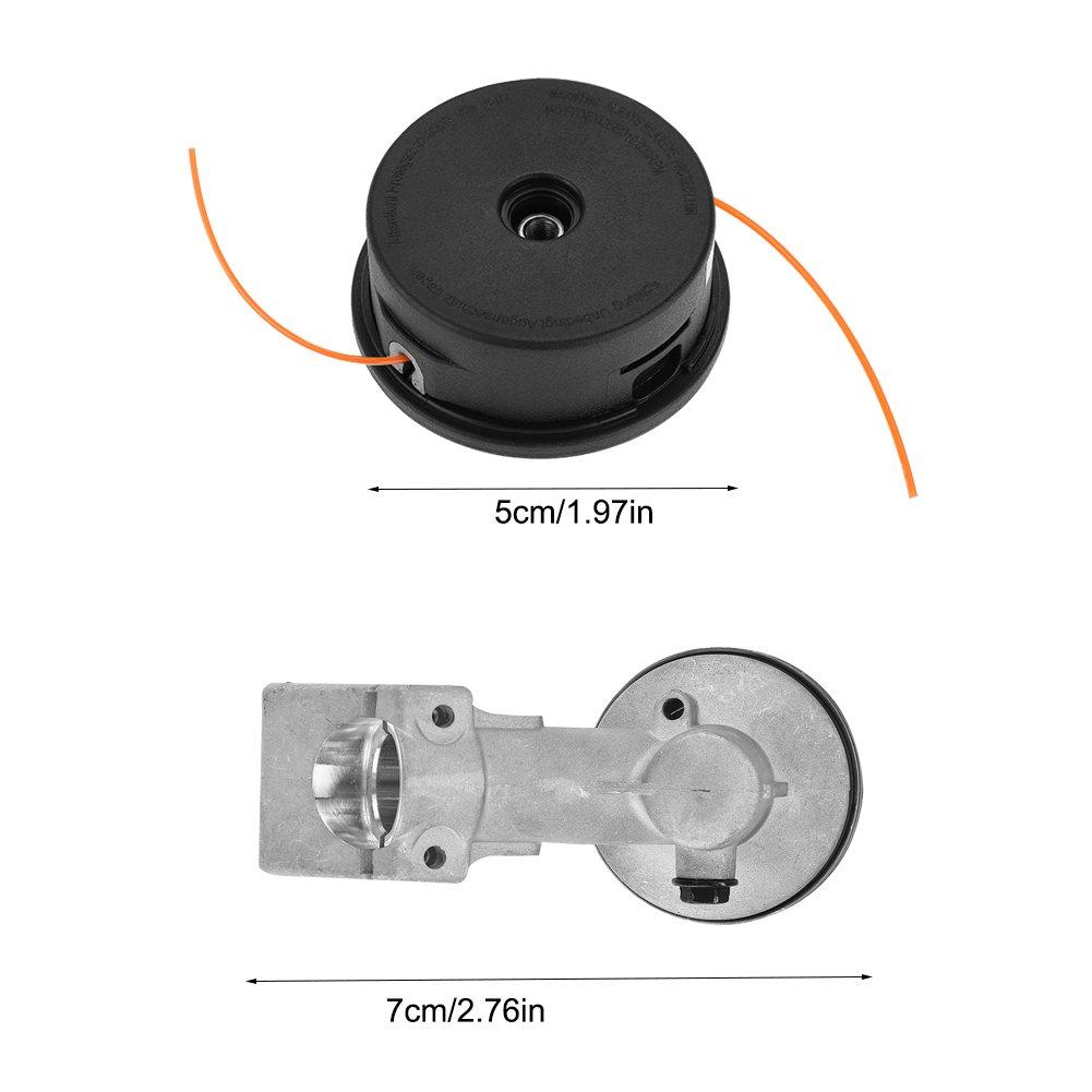 Testina di trasmissione professionale per decespugliatore universale FS120