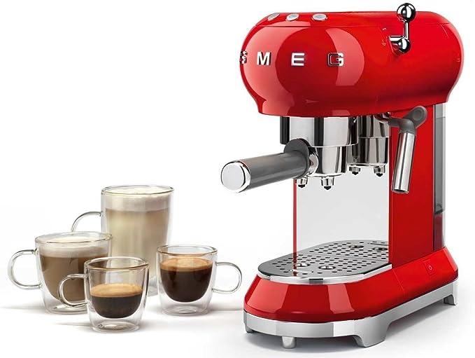 ECF01 - Máquina de café con portafiltro negro/14,9 x 33 x 30cm ...