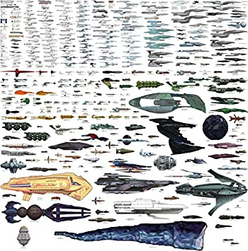 Star Trek Movie Art Wall Silk Fabric Poster Print 13x20 inch Pictures For Room