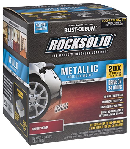 rust-oleum garage floor kit