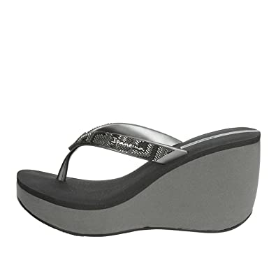 Ipanema 81936 22544 Tongs Femme Gris Gris - Chaussures Tongs Femme