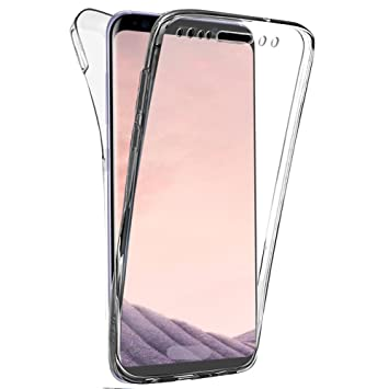 coque gel integral samsung s8