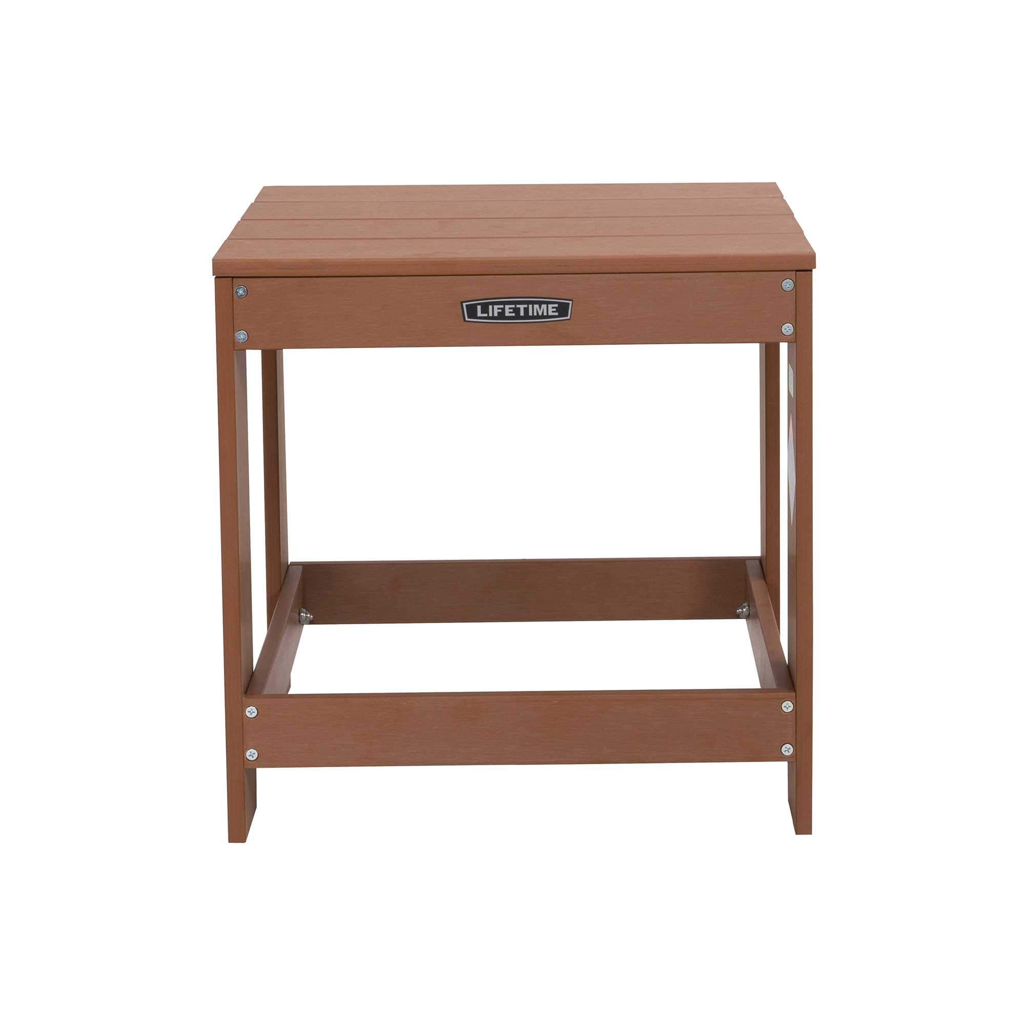 Lifetime 60246 Adirondack Table by Lifetime