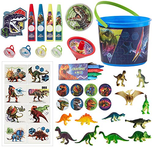 Party City Jurassic World Ultimate Favor Supplies for