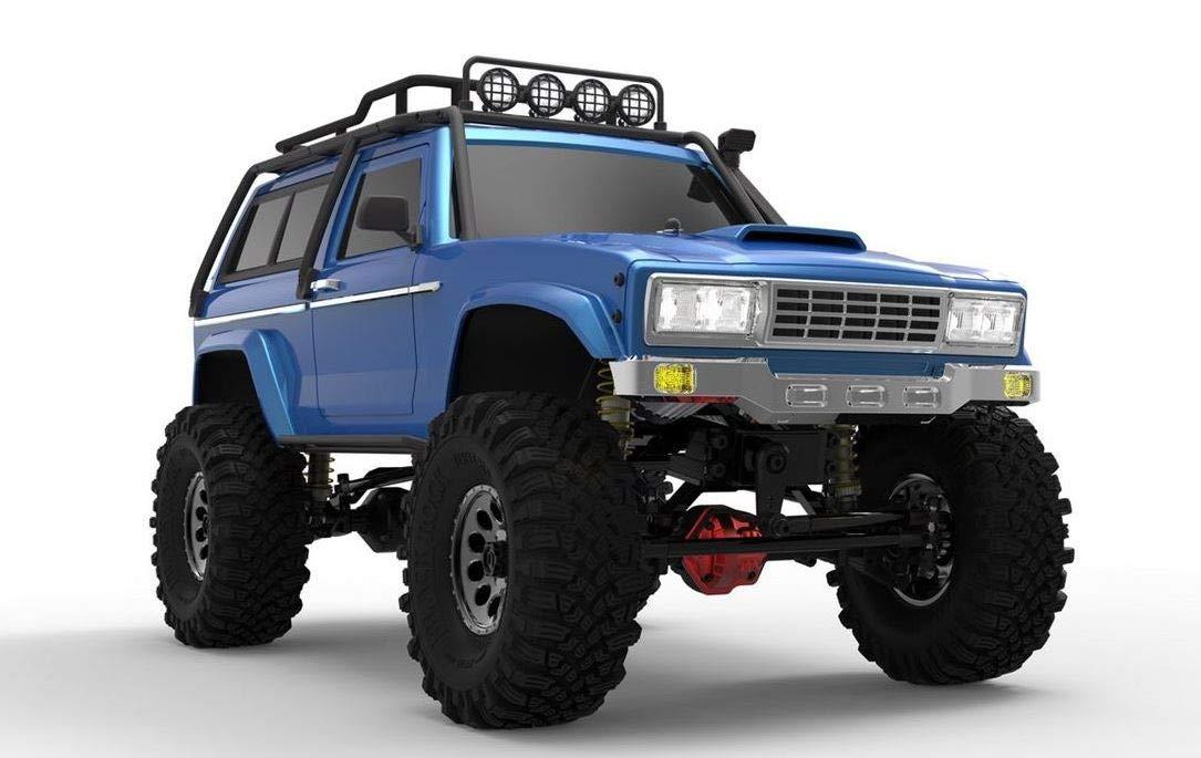 Amazon com: Cross RC - FR4C 1/10 Demon 4x4 Crawler Kit, w/ Lexan SUV