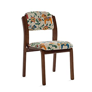 Longshien Chaise En Bois Solide Dtachable Facile Nettoyer Chaises Et Tabourets Couleur E