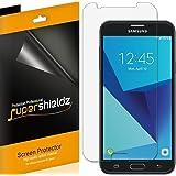 [6-Pack] Supershieldz- Anti-Glare & Anti-Fingerprint (Matte) Screen Protector For Samsung Galaxy J7 V / J7V (Verizon) -Lifetime Replacements Warranty
