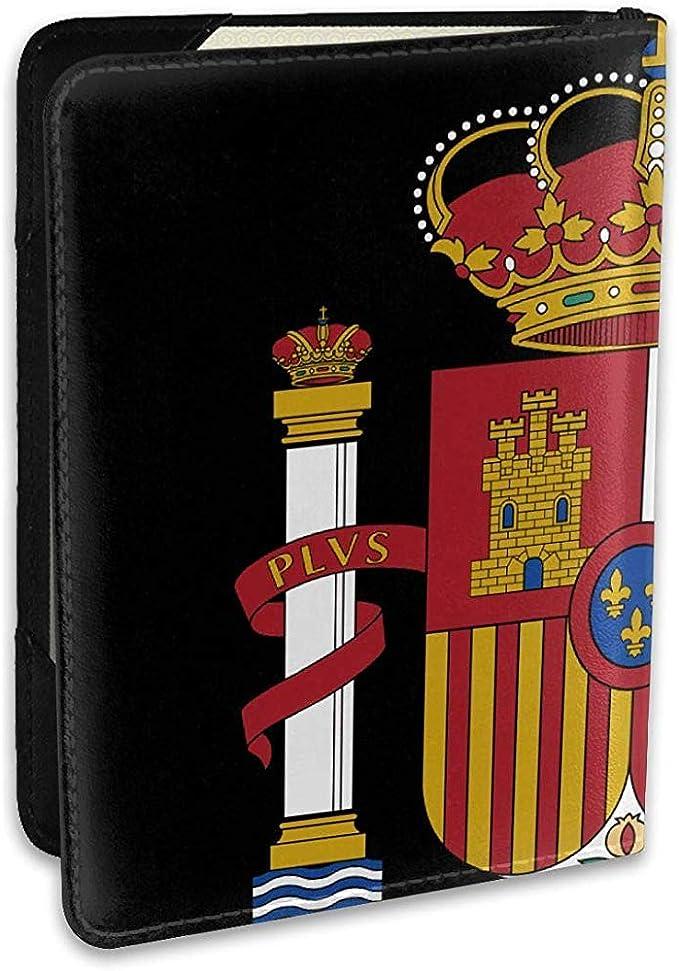 Emblema Nacional de España Funda de Cuero Personalizada para ...