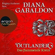 Das flammende Kreuz (Outlander 5) Hörbuch von Diana Gabaldon Gesprochen von: Birgitta Assheuer
