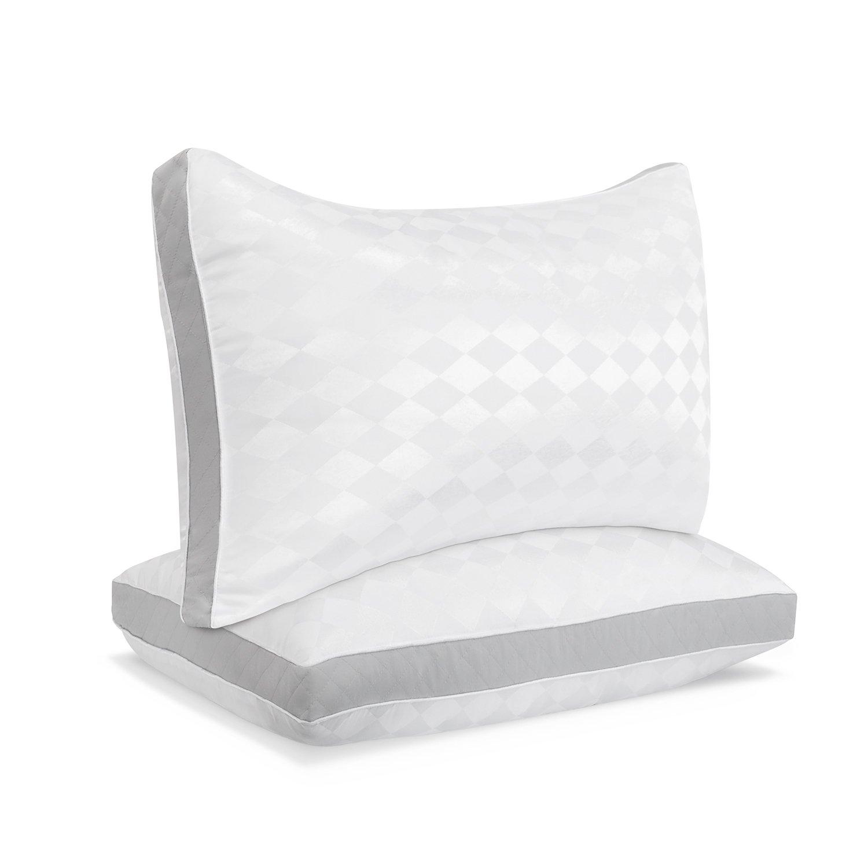 Beckham Hotel Collection Gusset Gel Pillow (2-Pack)