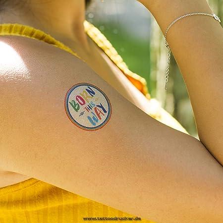 Tarjeta de tatuaje Gay – 7 diseños temporales – CSD Parade Gay ...