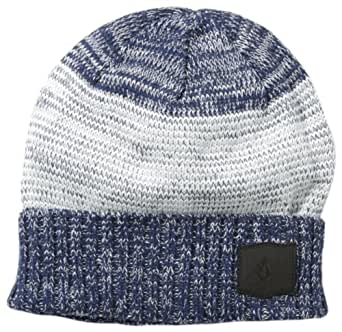Volcom Men's Short Dawg Beanie, Grey, One Size