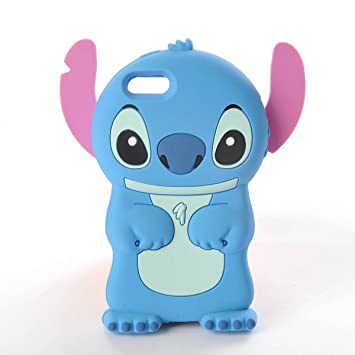 coque iphone 7 stitch rose