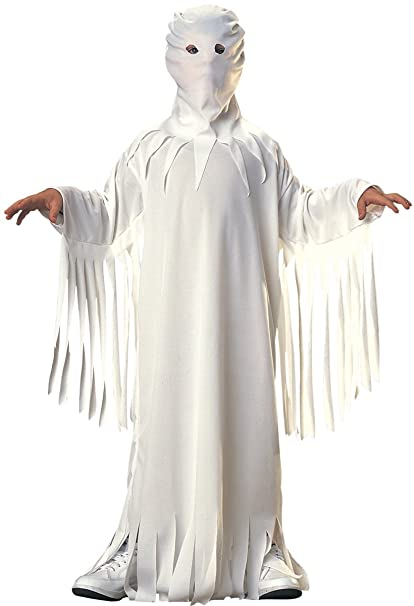 Kkk Halloween Costume Amazon.Rubies Child S Ghost Costume Large