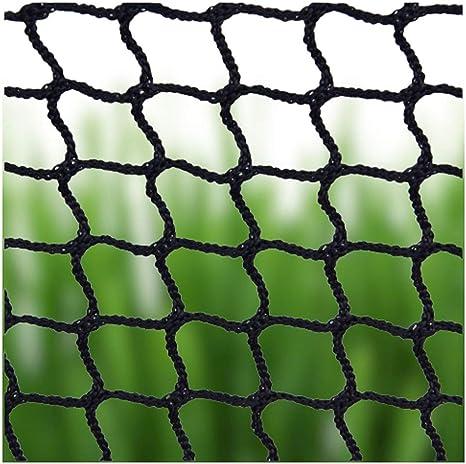 Red Seguridad Niños,Red Cuerda Negra Escalera Bebe de Terraza Seguridad Niños Deportes Escaleras Protección Gatos para Balcones Malla Nylon Goal Net Nets Redes Bola Campo Aire Libre Futbol Golf Bola: Amazon.es: Deportes