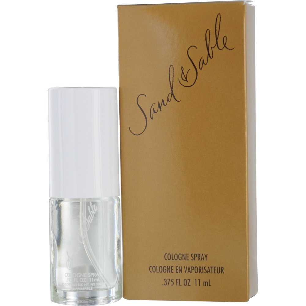 SAND & SABLE by Coty for WOMEN: COLOGNE SPRAY .375 OZ 482688