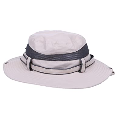 38438e2e4ae Green-ling Outdoor Sun Hat Fishing Camping Hunting Bucket Cap Beige