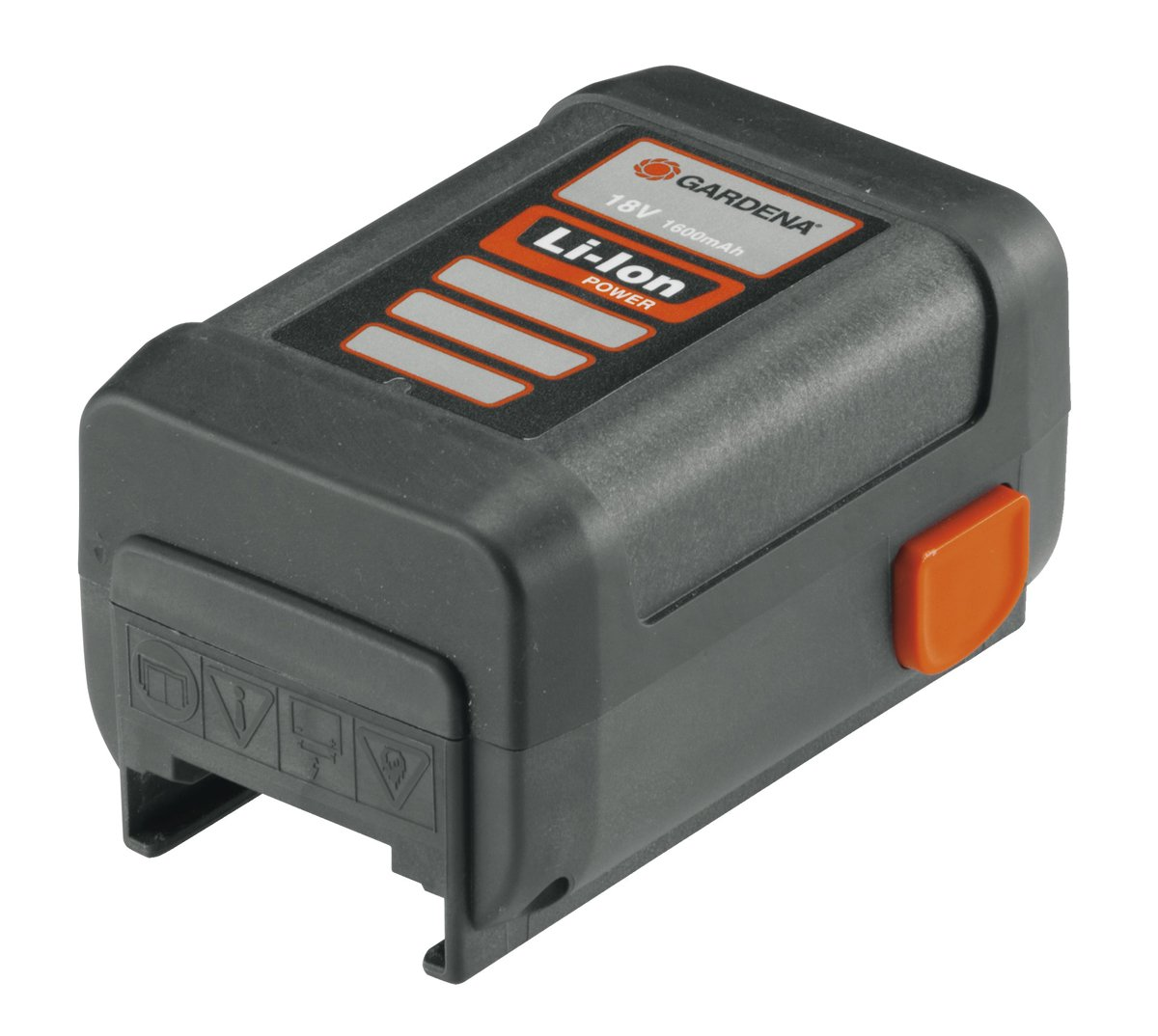 Gardena 8835-U 18-Volt Lithium Ion Cordless Tool Battery