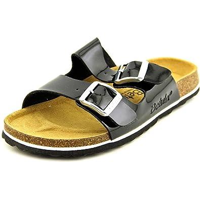 c45d8a813 Birkenstock Betula Licensed Womens Boogie Black Patent Sandal (L6M4