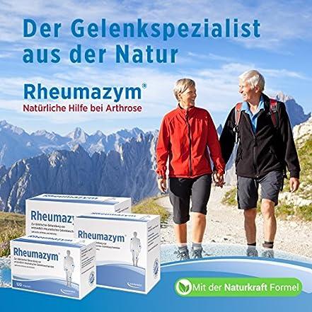 RHEUMAZYM - Hilfe bei Gelenkschmerzen