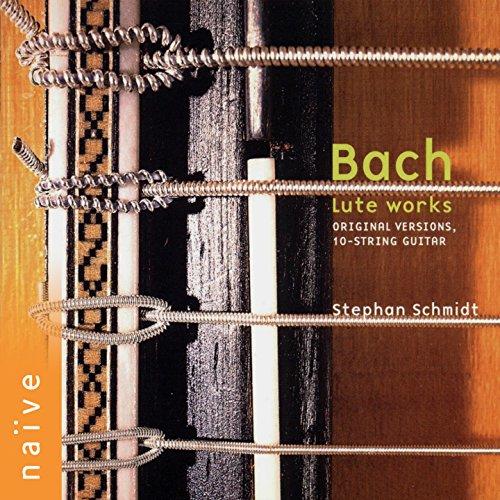 Ten Guitar String (Bach: Lute Pieces (Arr. for Ten-String Guitar))