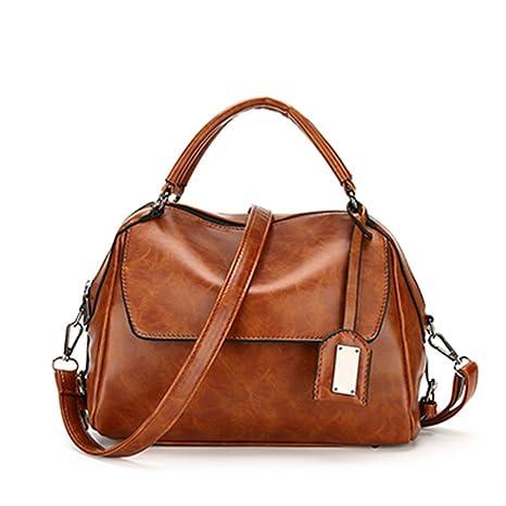 4ae1dc60b6f9 Amazon.com: UOXMDNJC Original Woman Bags Handbag Women Famous Brand ...
