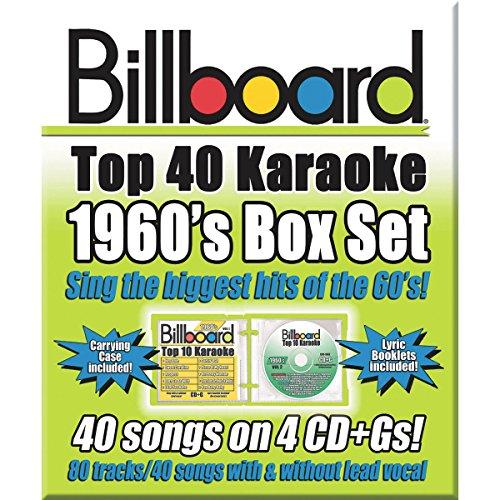 Party Tyme Karaoke CD+G Billboards 60's  - Hey Jude Karaoke Shopping Results
