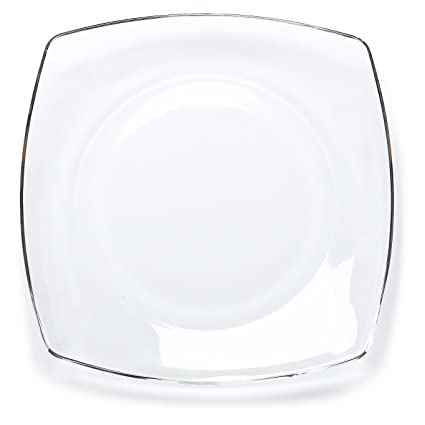 Buy Bormioli Rocco Eclissi Clear Square Dessert Plates Set Of - Create an invoice online for free rocco online store