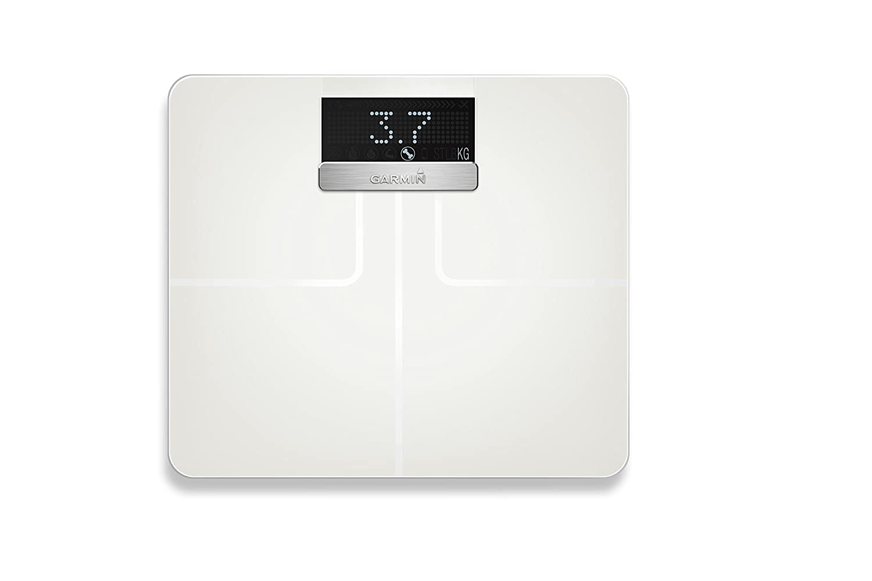 Garmin index Smart Scale White Image 3