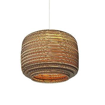 Amazon.com: Lámpara de techo vintage estilo sudeste asiático ...