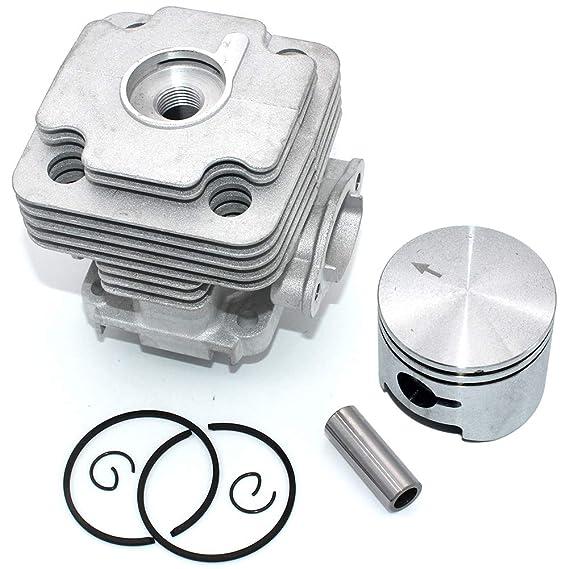 P SeekPro Kit Pistón Cilindro 45mm para Oleo-Mac 453BP Ergo ...
