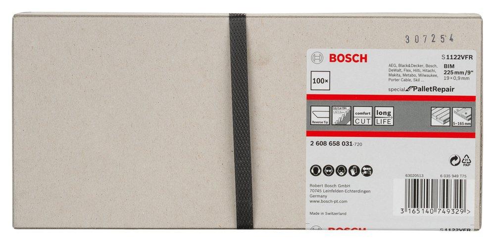 Bosch 2329939 Sabre Saw Blade , White by Bosch (Image #2)