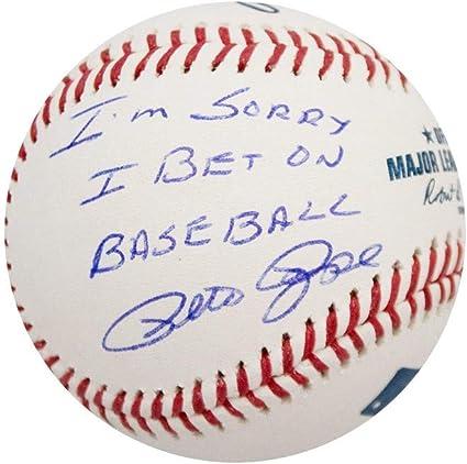 I sorry i bet on baseball autograph otb online betting ct