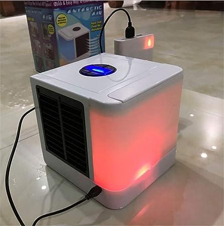 UNIQUE-F Refrigerador Pequeño Aire Acondicionado Dormitorio Mini ...