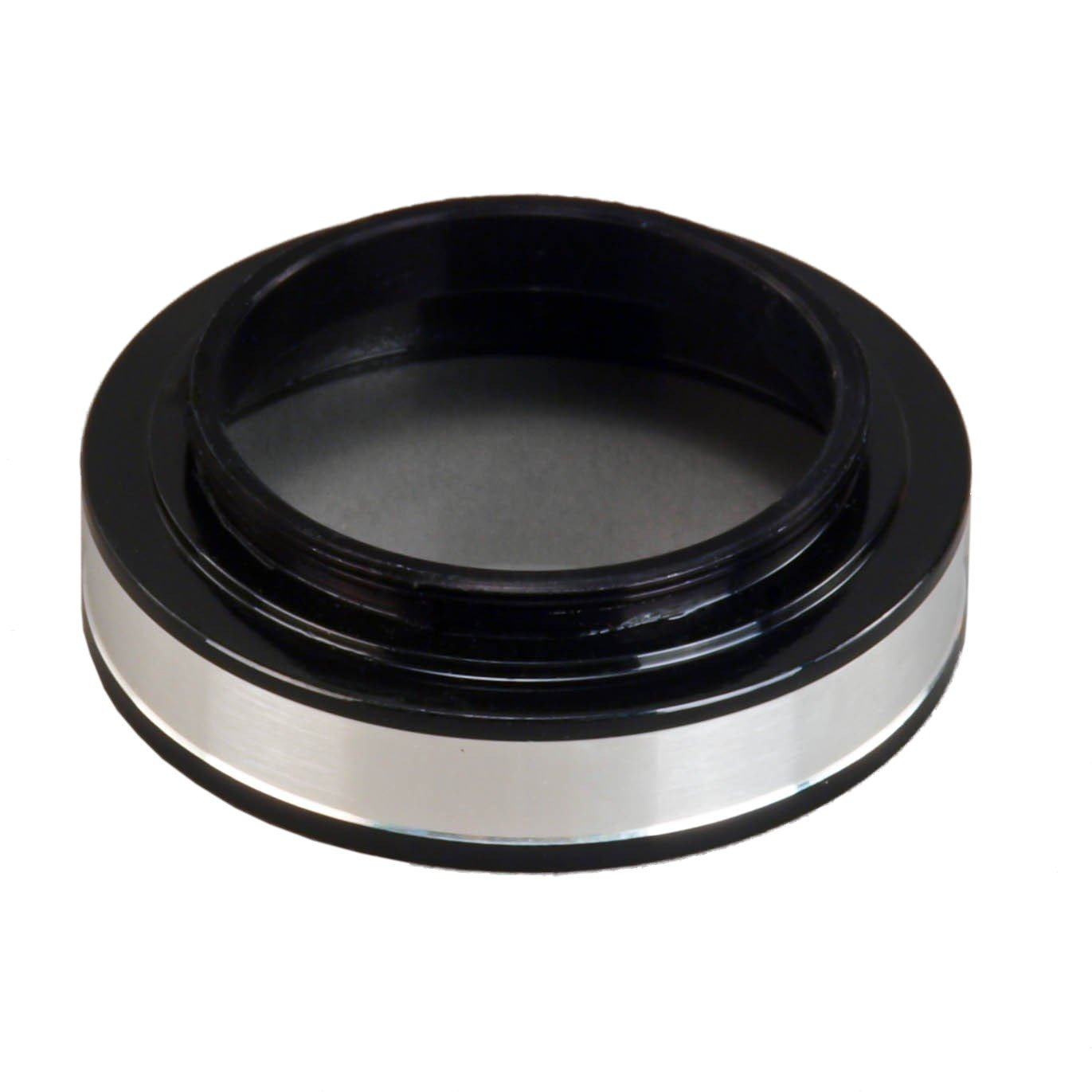 OMAX 38mm Thread Ring Light Adapter with Protection Glass for Bausch & Lomb Microscopes by OMAX