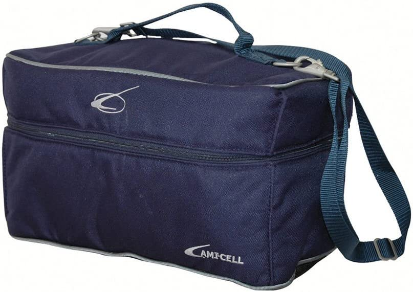 Grooming Box lami-cell de Cordura con compartimentos interiores Cuidado del Caballo y Scuderia lamicell
