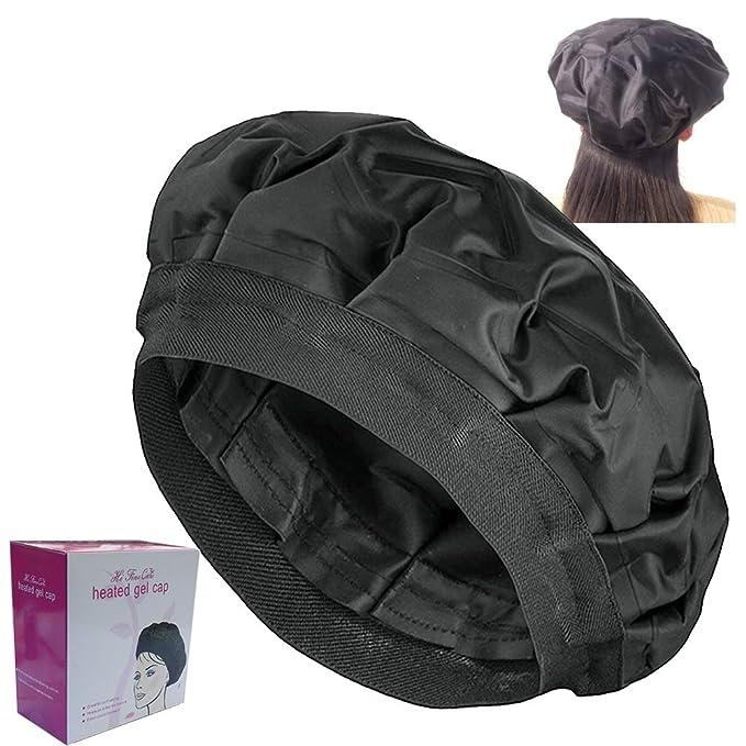 Gorro de pelo acondicionador profundo para gorra de cabello ...