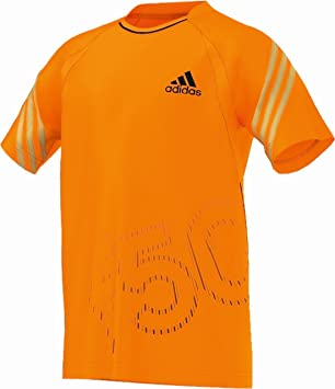 Sports Et Jeunesse T Shirt Loisirs Adidas Orangenoir F50 4xwzSZXqOB