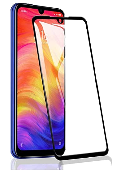 MES Redmi Note 7/Note 7 Pro Edge to Edge 6D Tempered Glass