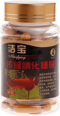 Cápsula nitrificadora para acuario o pecera, cápsulas súper ...