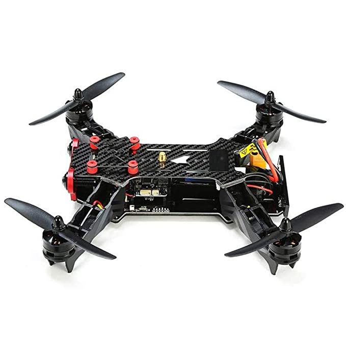 Bovake Eachine Racer 250 FPV de dron F3 naze32 CC3D i6 2.4 G 6 CH ...