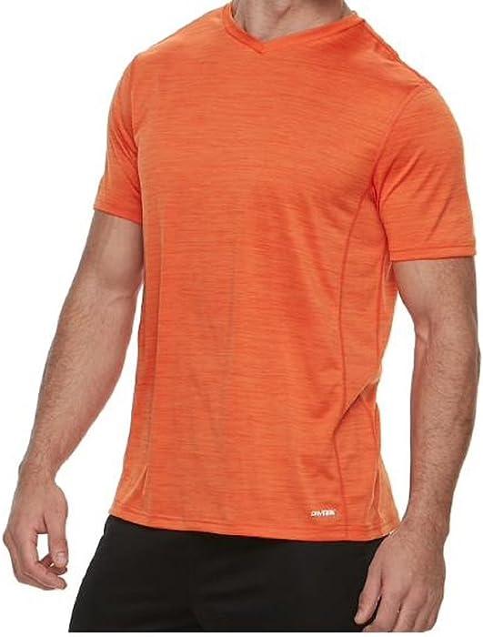 9f5c32f8ca Tek Gear Big & Tall Core Performance Tee -Orange (XLT) at Amazon ...