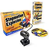 Image of Stopmotion Explosion: Complete Stop Motion Animation Kit with HD Camera and Book for Windows PCs & Apple Mac OS X