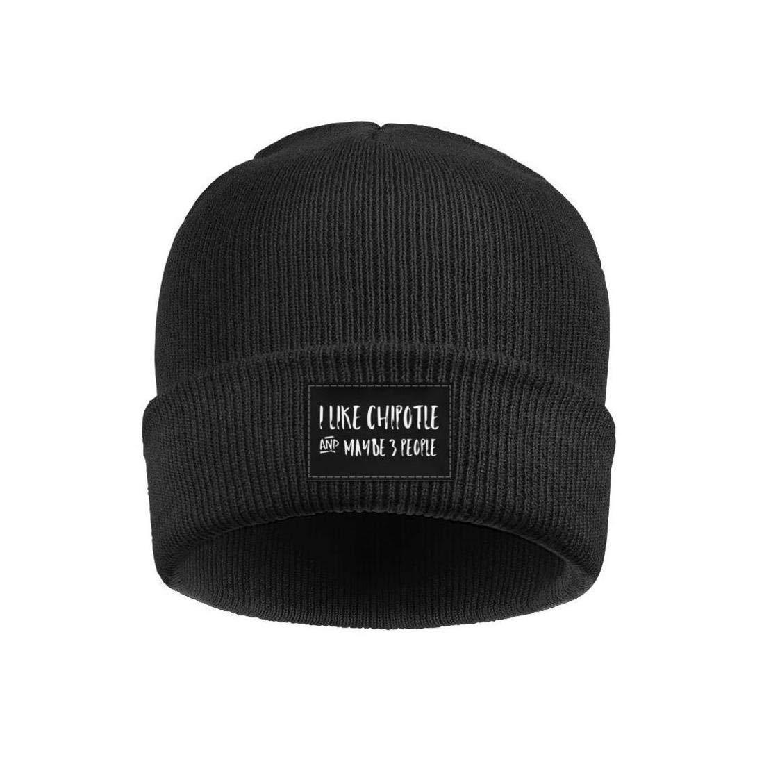 1ba9827f88d ftuyuy erett Sports Men Beanie Hats I-Like-Chipotle- Ski Warm Knit Cap at  Amazon Men s Clothing store