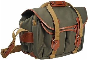 Billingham 335 - Bolsa de FibreNyte para cámara, color Verde (Sage Fibernyte/Tan): Amazon.es: Electrónica