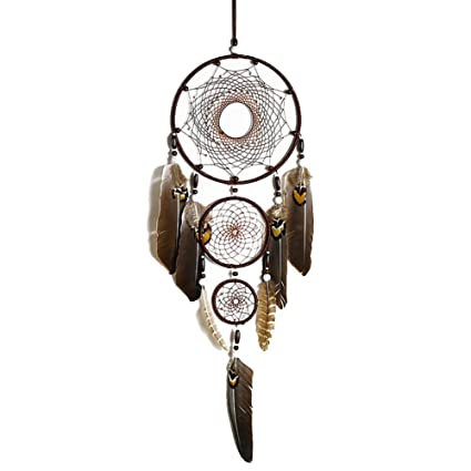 f8f943c99f Image Unavailable. Image not available for. Color: Traditional Handmade  Dreamcatcher Native American ...