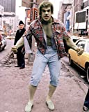 The Incredible Hulk Featuring Lou Ferrigno 8x10 Promotional Photograph