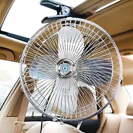 Los ventiladores del coche 12V 24V camiones grandes ventiladores ...